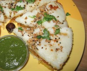 Stuffed Dhokla , Dhokla Sandwich