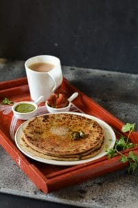 How To Make Gobhi Paratha , Punjabi Gobhi Paratha Recipe