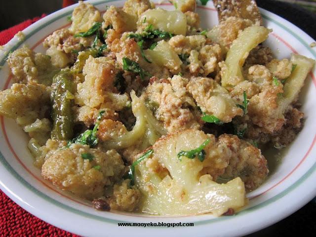 malai gobhi recipe