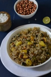 Sabudana Khichdi Recipe- For Fasting