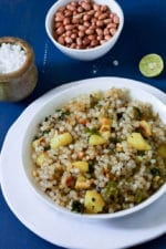 Sabudana Khichdi Recipe, How To Make Sabudana Khichdi For Fasting