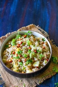Sabudana Khichdi for fasting