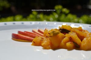 Apple Subzi – Curried Apples