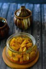 Mooli ka Achar ,Radish Pickle Recipe