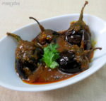 Chokh Vangun Recipe ,How To Make Kashmiri khatte baigan