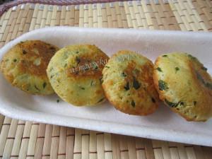 Pudina Kabab