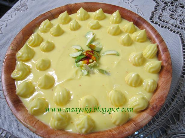 how to make shrikhand