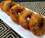 Bread Medu Vada Recipe, How To Make Instant Bread Medu Vada