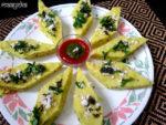 Khatta Dhokla Recipe, How To Make Khatta Dhokla