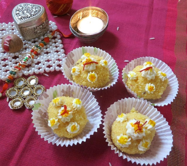 paneer coconut ladoo recipe