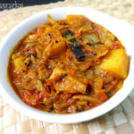 CABBAGE AND POTATO CURRY