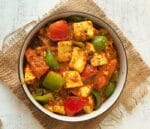 Kadhai Paneer Recipe | How To Make Kadhai Paneer +Video