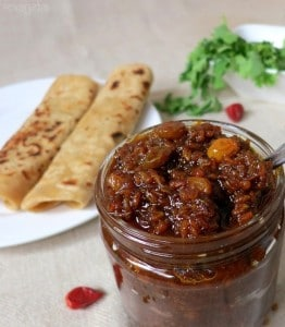 Methi Ki Launji / Fenugreek Seed Pickle
