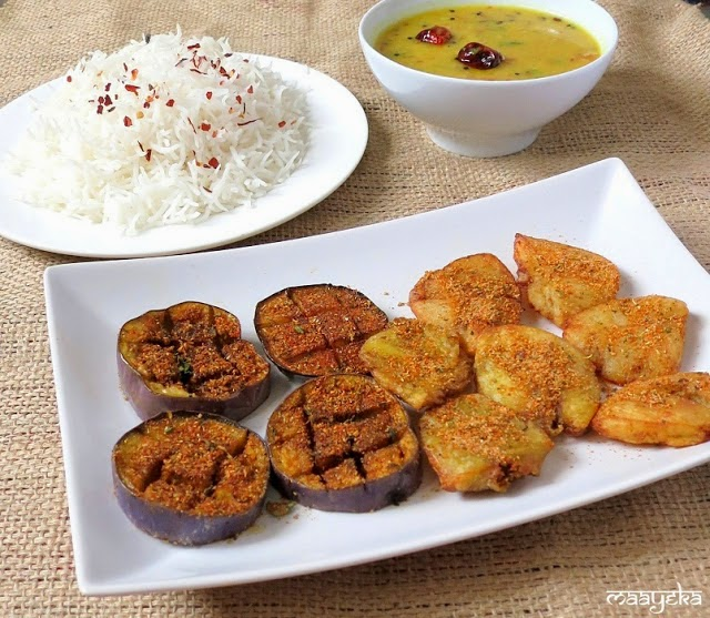 how to make sindhi style aloo took