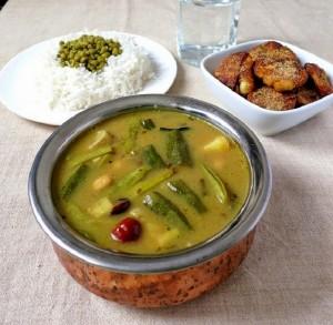 Kutchi Bhatia Kadhi