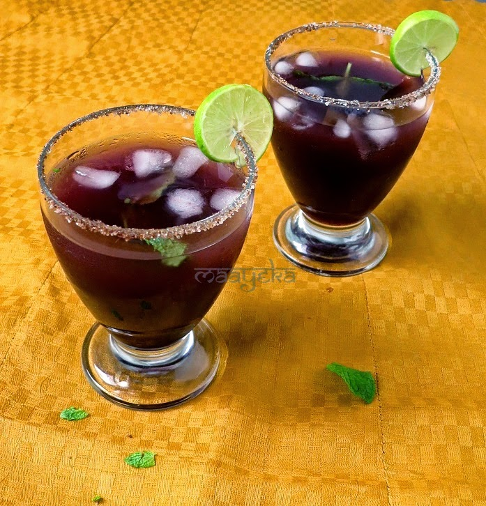 how to make kokum ka sharbat