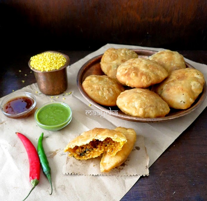 how to make khasta kachori recipe