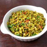 moong sprout masala