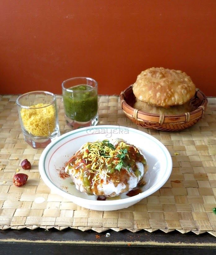raj kachori chaat