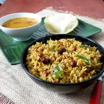 How To Make Tamarind Rice /Puliyodharai Recipe