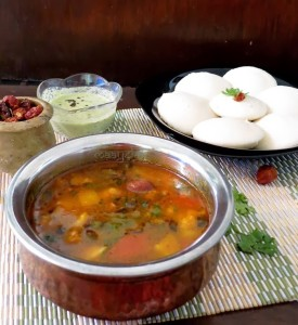 Sambhar Recipe / How To Make Sambhar