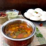 vegetable sambhar