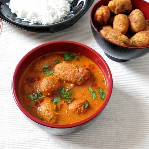 Suran Kofta Curry