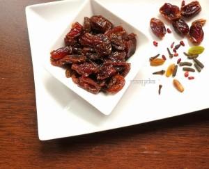 Khajoor Ka Achar / Date Pickle / Masala Khajoor