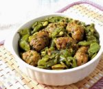 Valor Muthiya Nu Shaak / Broad Bean Curry