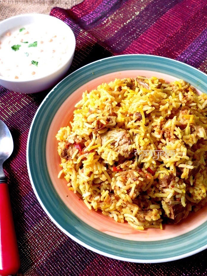 how to make kathal biryani