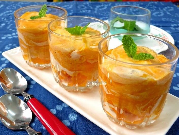 how to make mango cream
