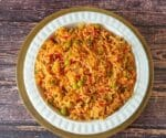 Tomato Rice Recipe | How To Make Tomato Rice | Thakkali Sadam +Video