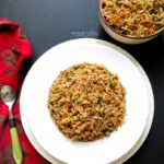 Dill and Pea Pulao