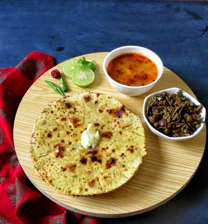 Rajasthani missi roti maayeka how to make missi roti forumfinder Image collections
