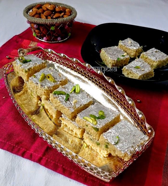 how to easily make kalakand at home