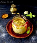 Mango Kasundi Recipe, How To Make Mango Kasundi
