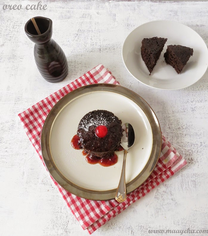 how to make oreo cake