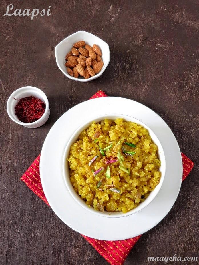 laapsi sweet daliya