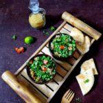 Tabboulah salad