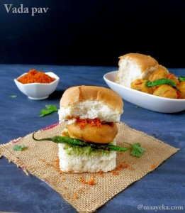 How to make vada pav /Vada pav recipe