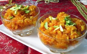 Gajar Ka Halwa /Carrot Pudding