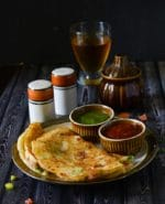 Rava Uttapam, How to make Sooji Cheela, Sooji Cheela
