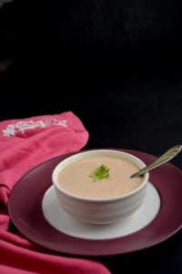Cherry Dip Recipe / Cherry Raita