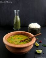 Sabut Moong Daal Recipe, Dahi Wali Moong