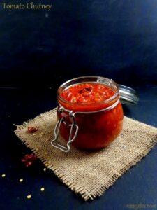 tomato chutney thokku