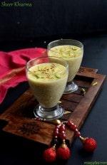 Sheer Khurma Recipe /Sheer Korma