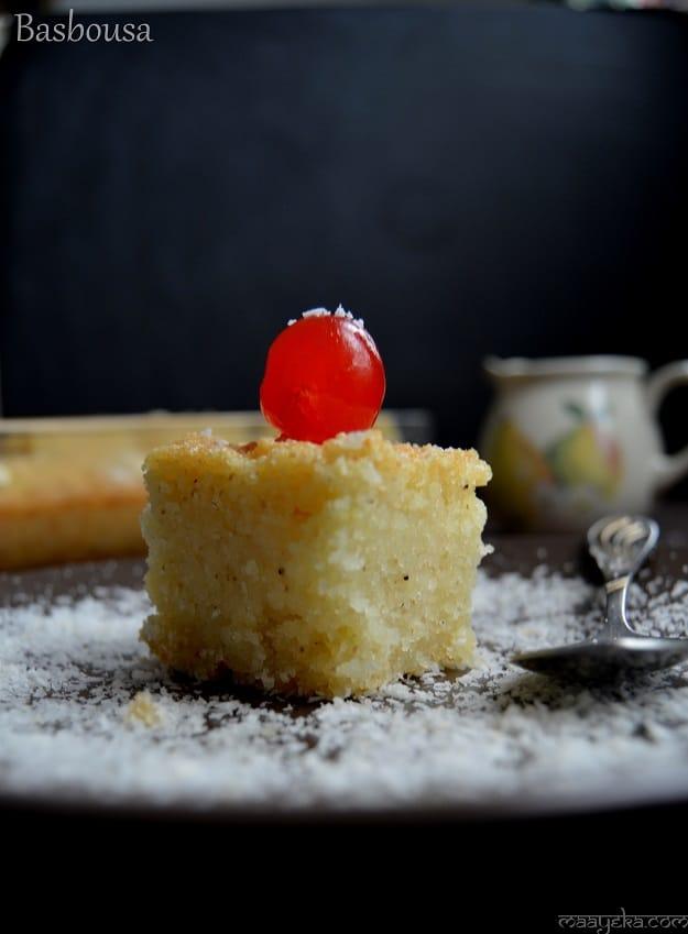 eggless-cococnut-basbousa-recipe