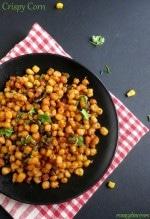 How to make Crispy Corn Kernels