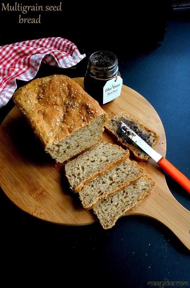multigrain seed bread recipe