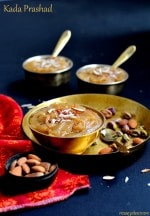 Kada Prashad Recipe, How To Make Aate Ka Halwa